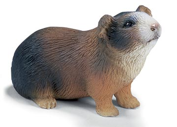 NEW! SCHLEICH 14417 GUINEA PIG ANIMAL MODEL TOY Enlarged Preview