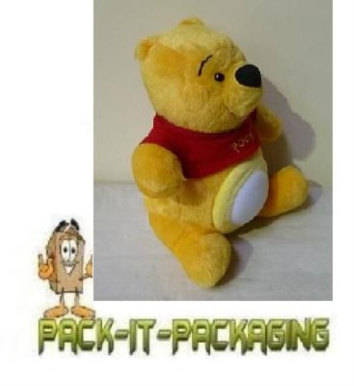 NEW~DISNEY PLUSHWINNIE THE POOH NIGHT LIGHT~8