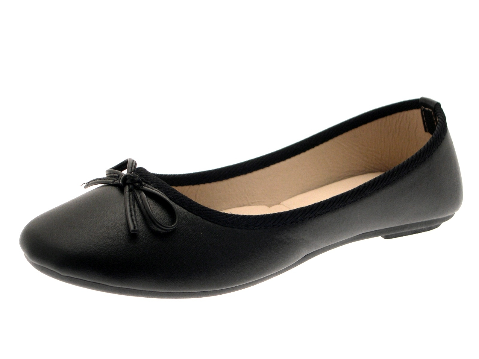 Black Patent Leather Dolly Shoes