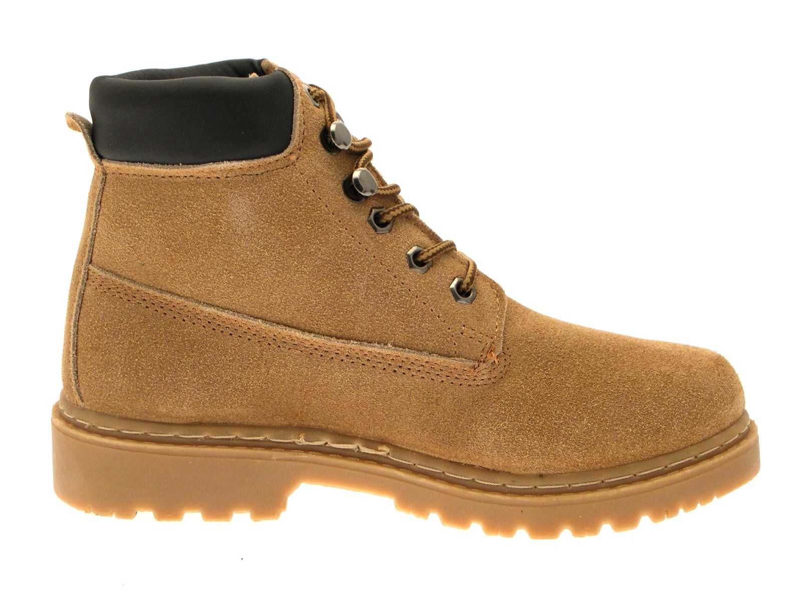 Lace Up Shoe Boots New Look