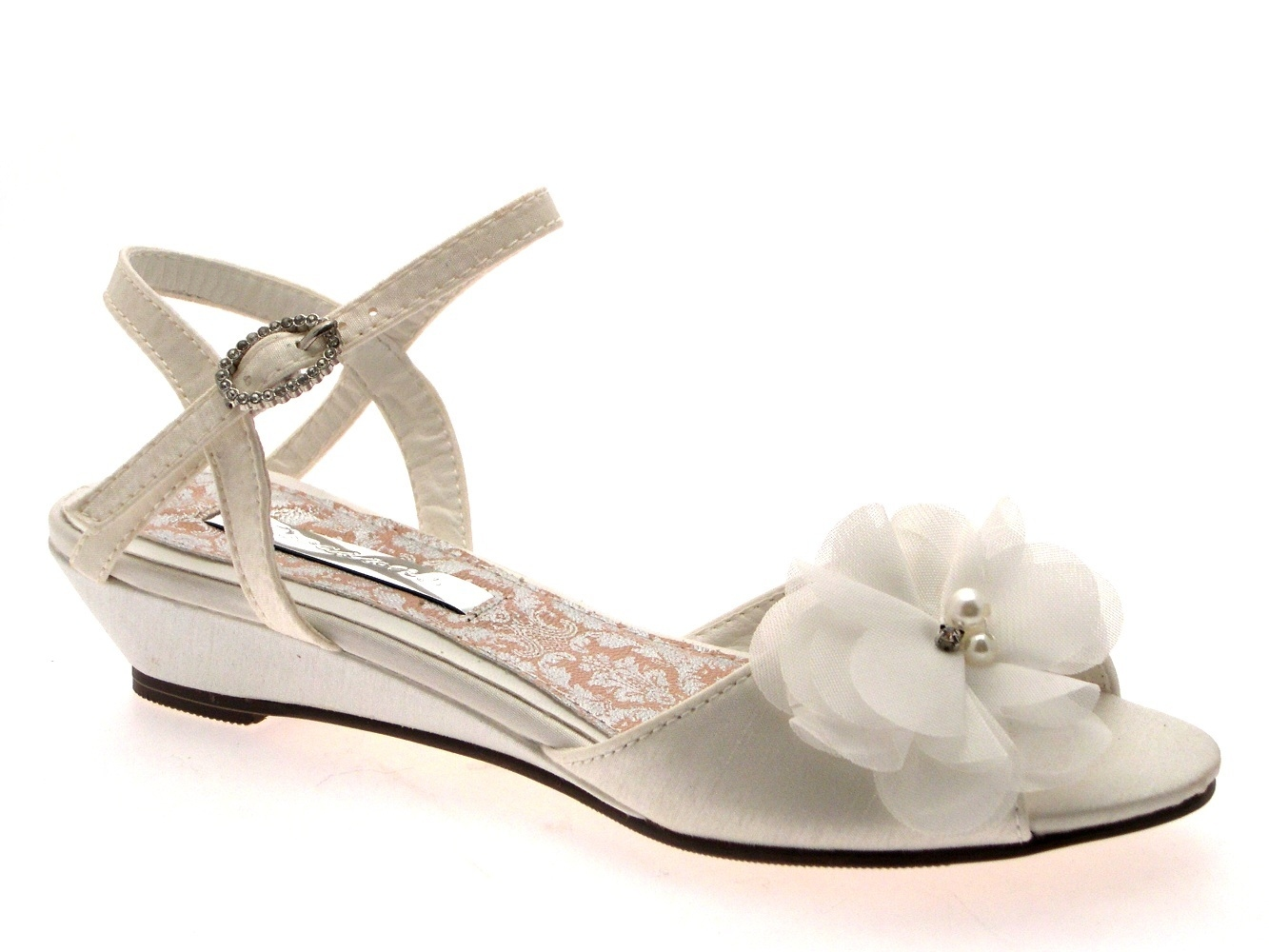 Sandals bridesmaid shoes