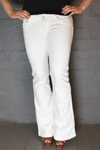 Free shipping BOTH ways on womens white bootcut jeans, from our vast selection of styles. Fast delivery, and 24/7/ real-person service with a smile. Click or call