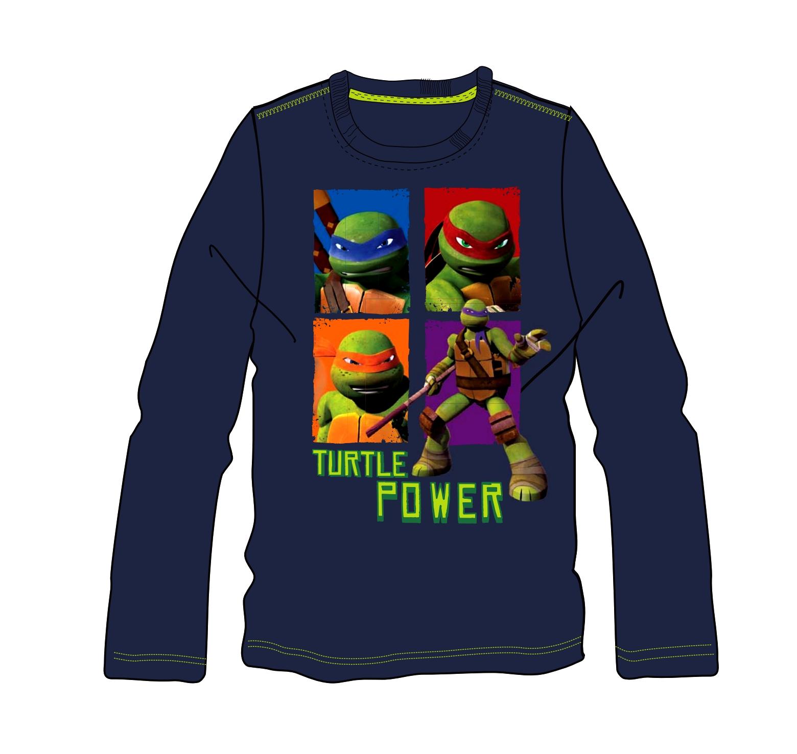 boys sleeve mutant turtles t shirt
