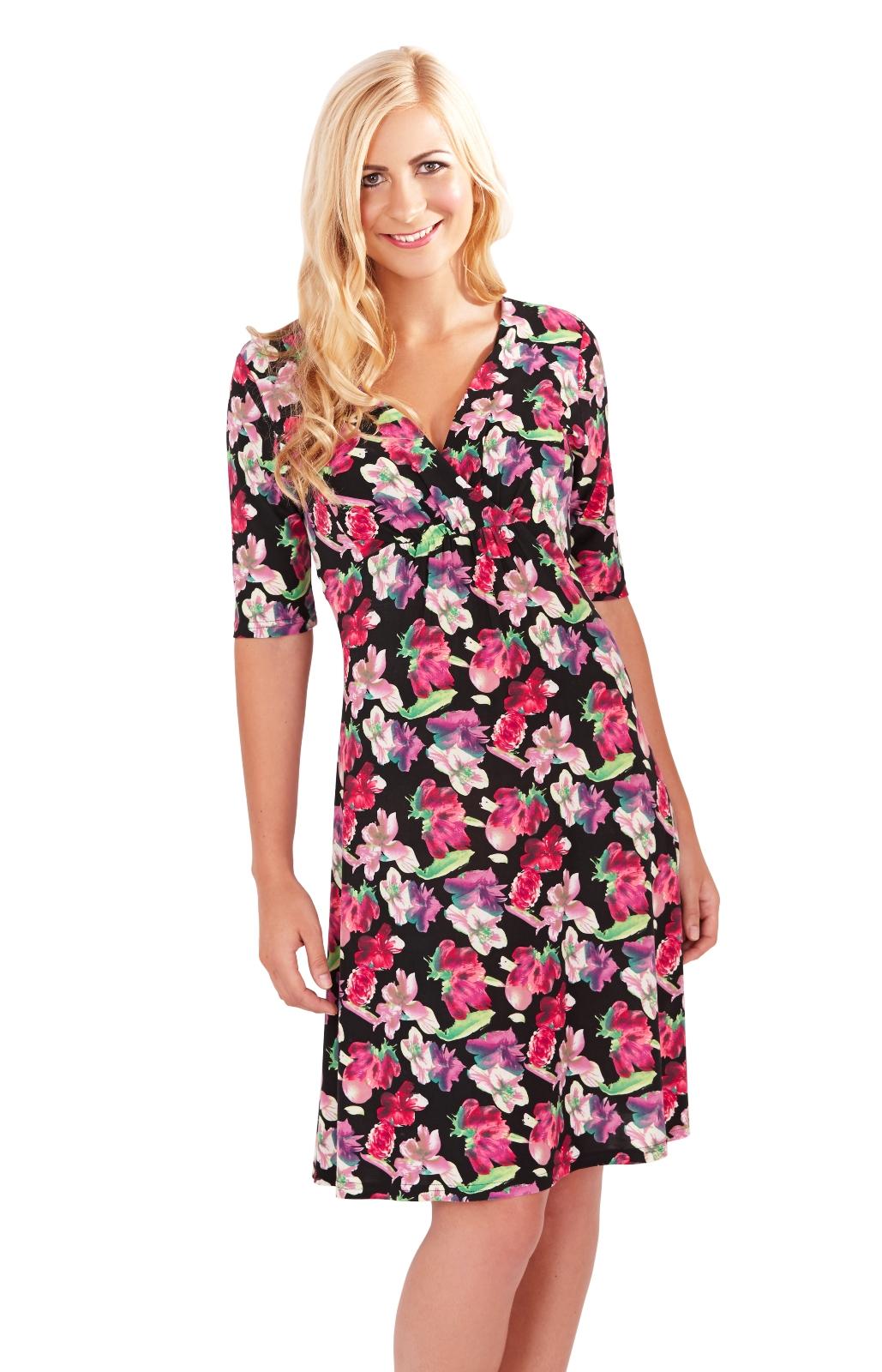 New Womens Summer Boho Long Maxi Evening Party Beach Dress Chiffon Dress Belted