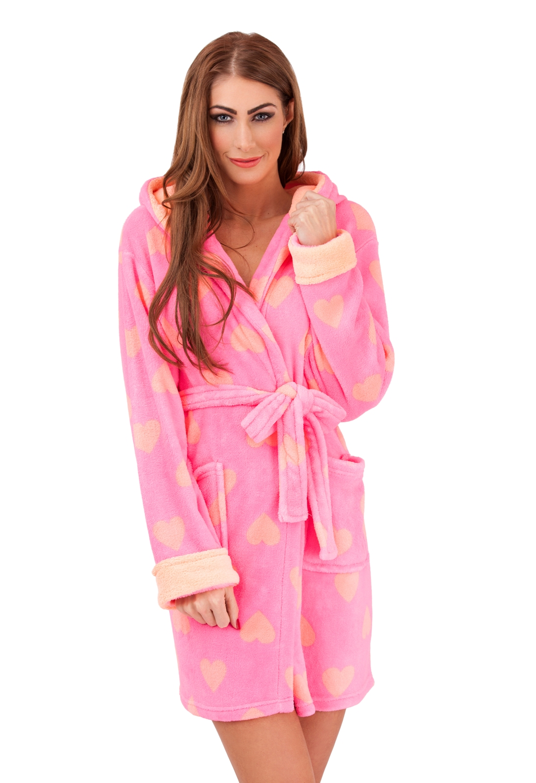 Snuggle up in our cosy womens dressing gowns. Dissover our range of women's nightwear, from cosy pyjama sets to loungewear. Free UK delivery on orders over £