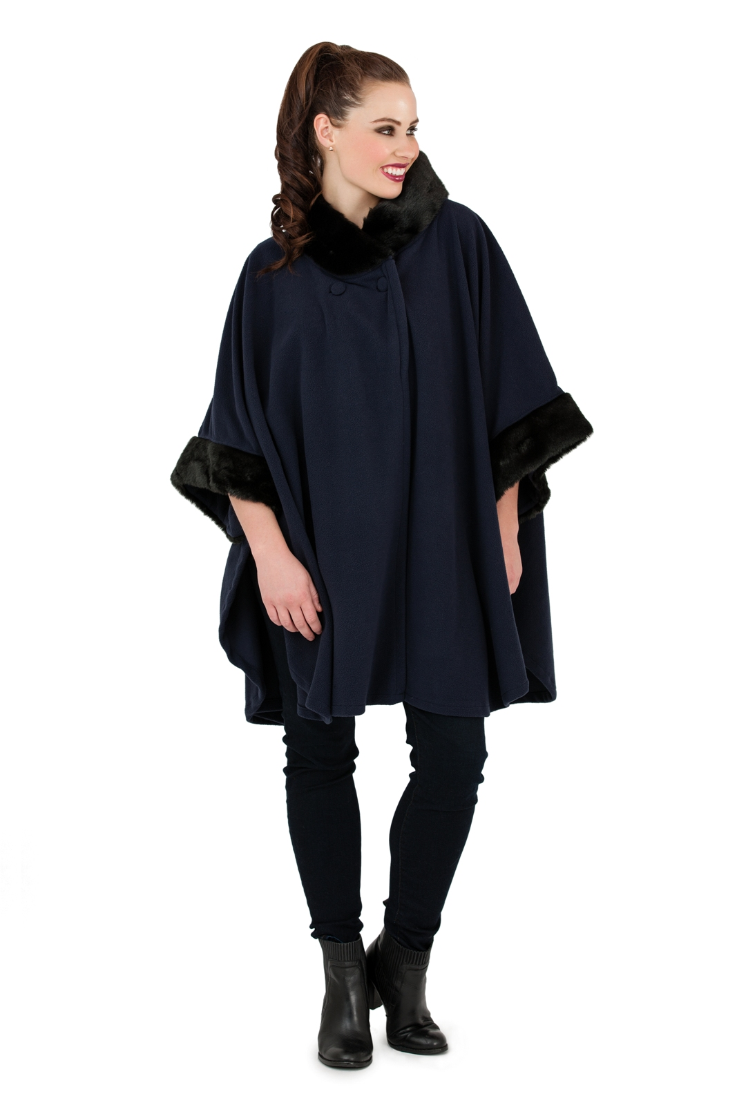 Find great deals on eBay for womens black poncho. Shop with confidence.