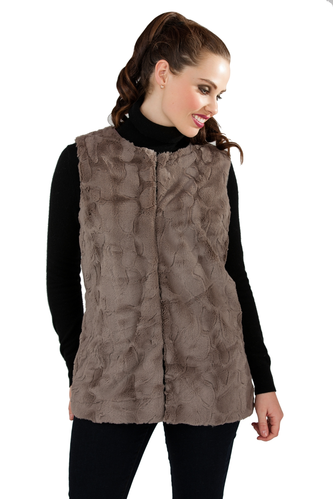 Women's Chunky Corduroy Sleeveless Jacket Quilted Padding Zip up Vest Coat. from $ 27 99 Prime. 5 out of 5 stars 1. MISS MOLY. Women's Lightweight Quilted Vest Zip up Stand Collar Padded Gilet Sleeveless Jackets with Zipper Pockets. from $ 19 69 Prime. NASKY.