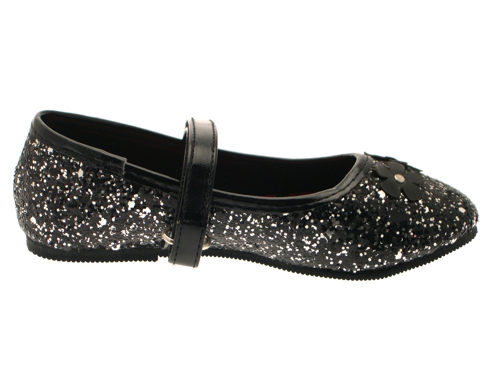 Buy girls black party shoes cheap,up to