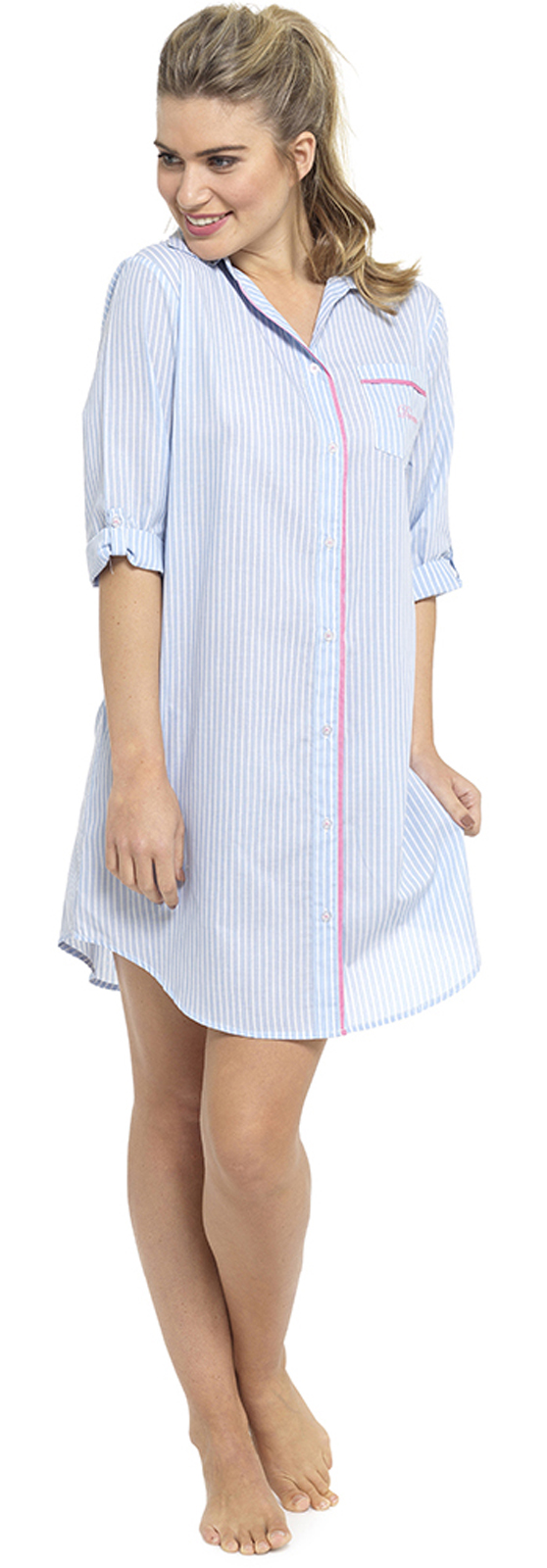 ladies night dress pyjamas - photo #11