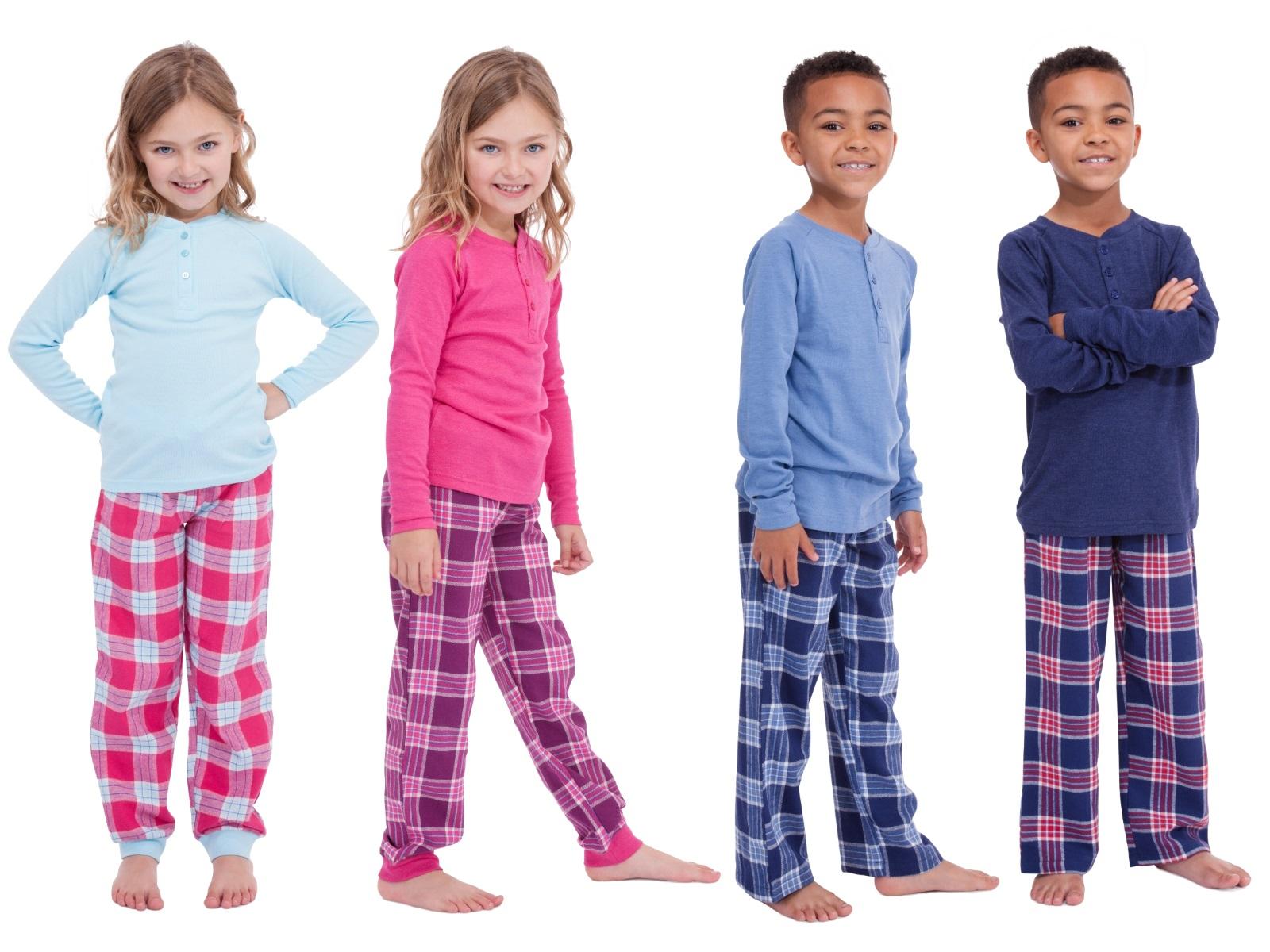 Childrens Christmas Sleepwear