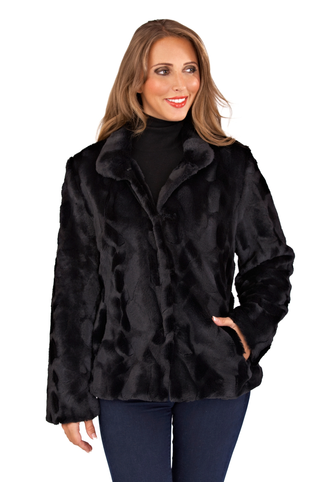 Find a great selection of women's fur coats & faux fur at palmmetrf1.ga Shop top brands like Trina Turk, Moose Knuckles & more. Free shipping & returns.