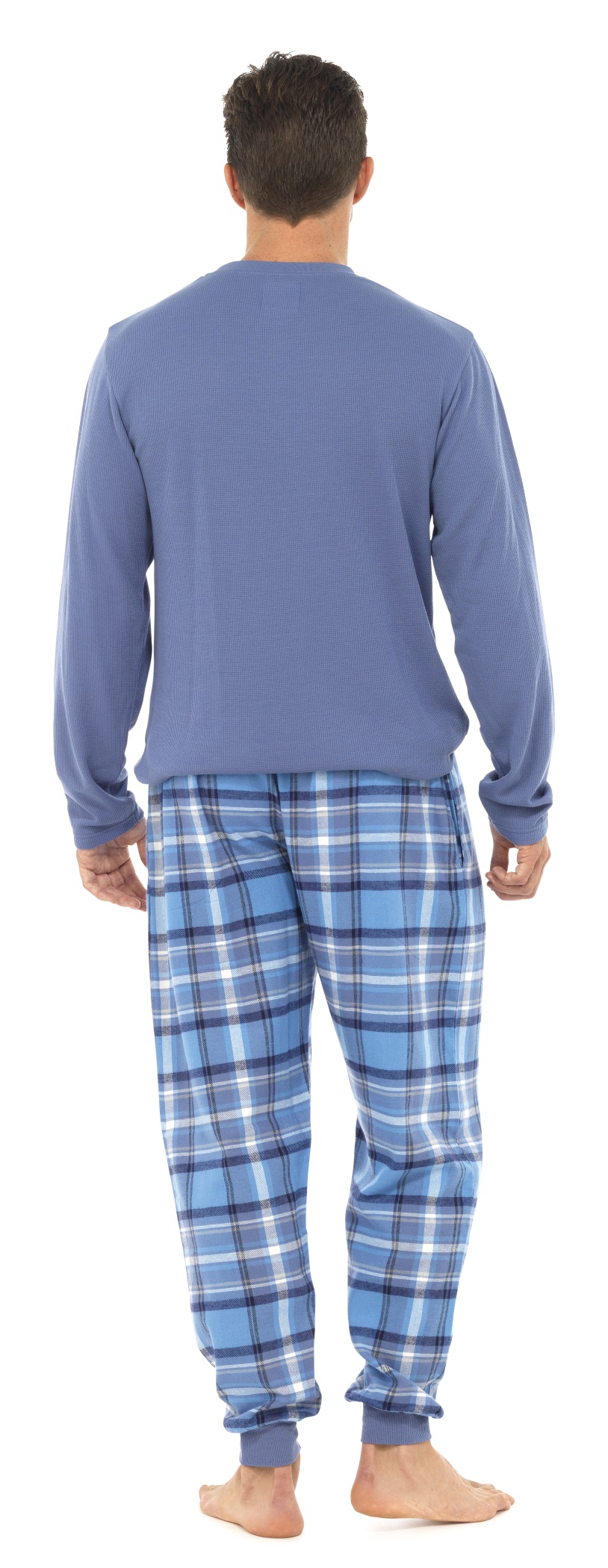 Shop Mmllse Pyjamas Pajama Sets Men's Long Sleeve Dressing Sleep Comfortable Long Sleeve Sleepwear Nighty Dress Homewear. Free delivery and returns on eligible orders.