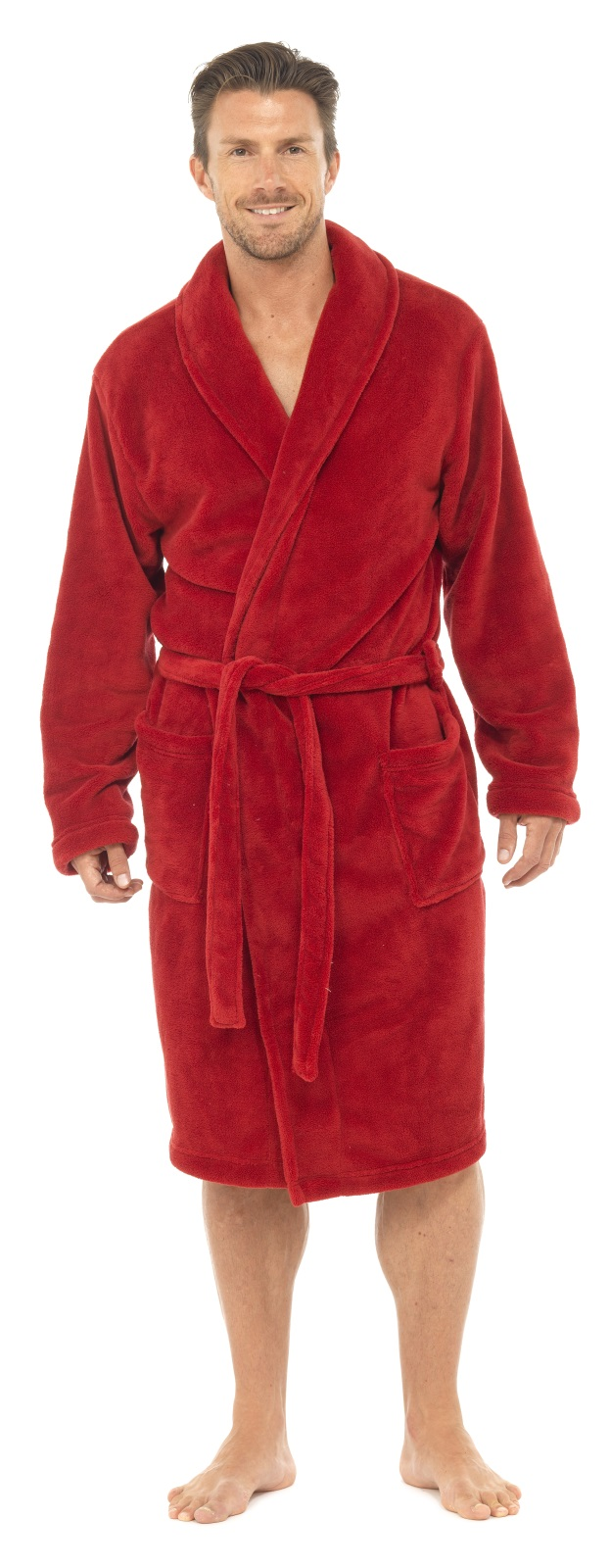 Fantastic Red Mens Dressing Gown Component - Images for wedding gown ...
