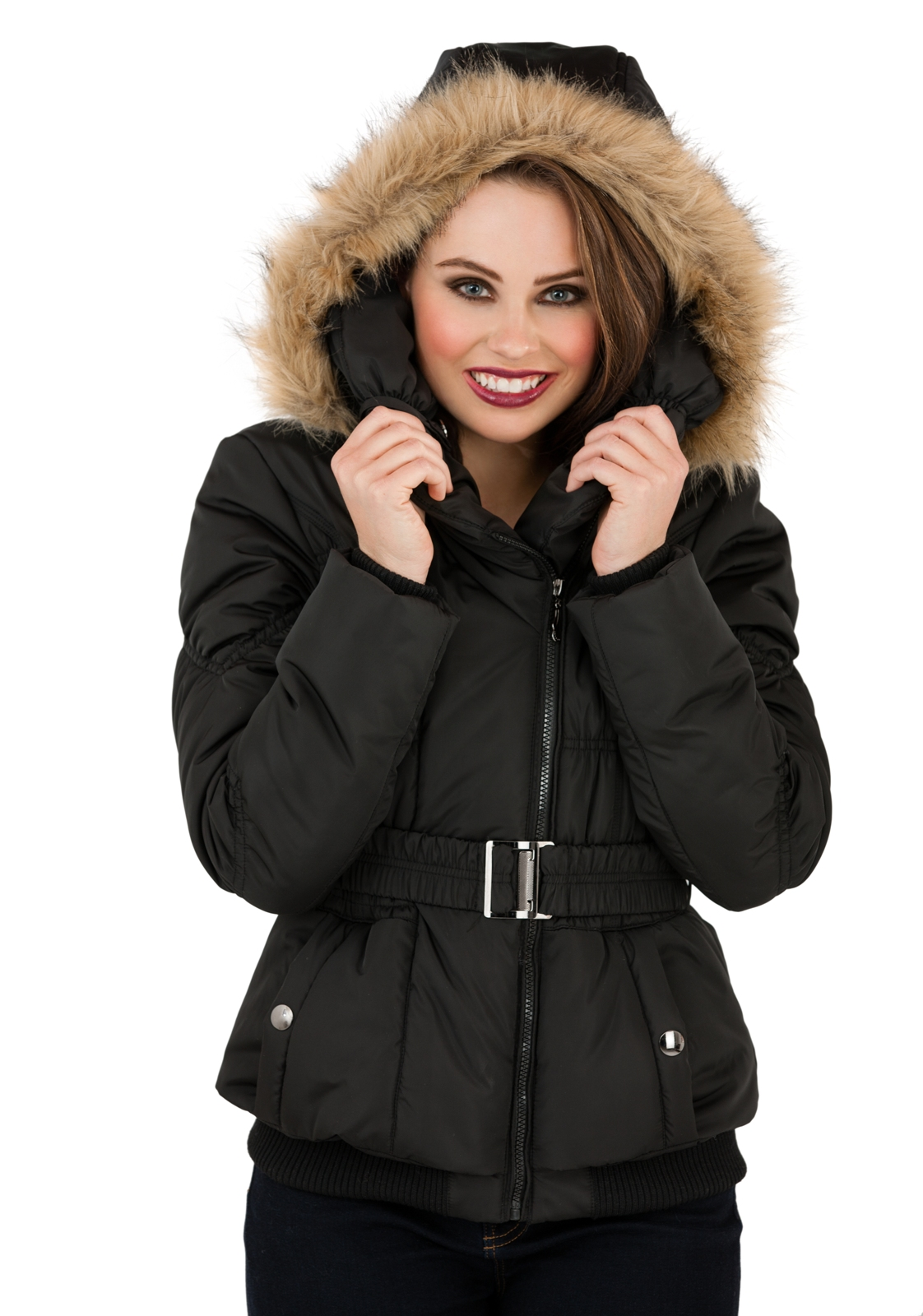 Find a great selection of women's fur coats & faux fur at seebot.ga Shop top brands like Trina Turk, Moose Knuckles & more. Free shipping & returns.