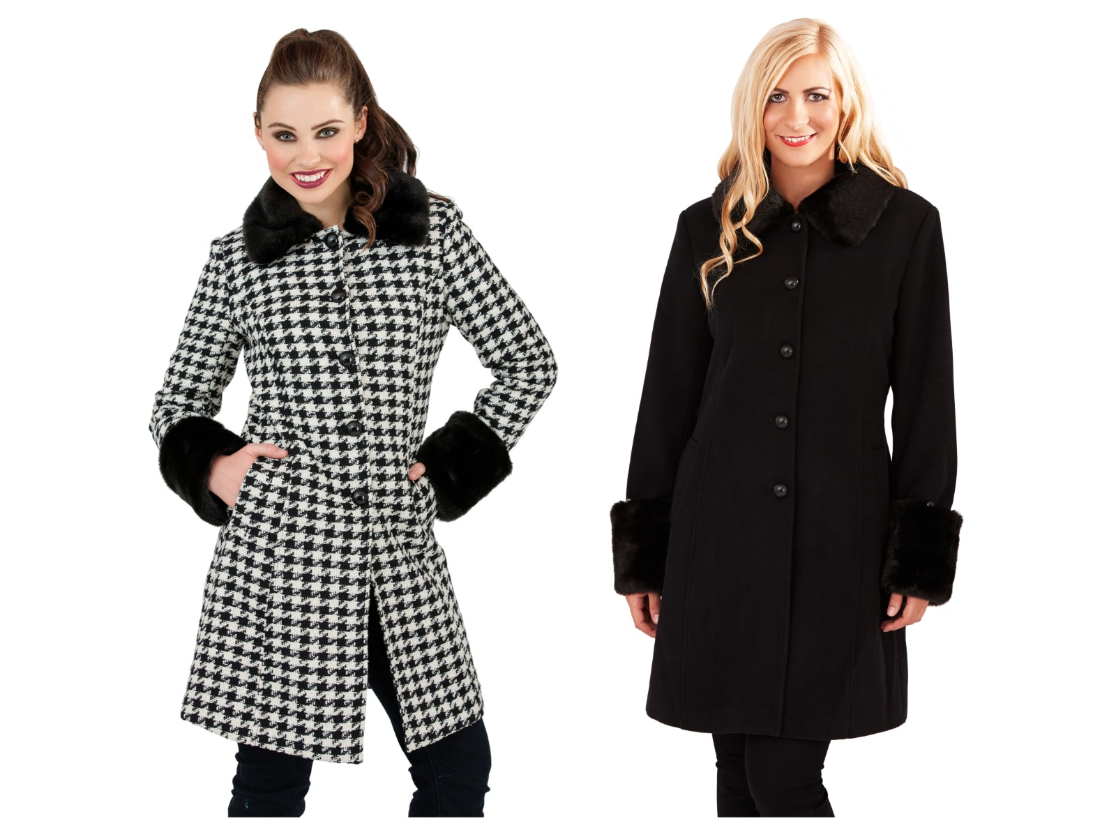 Ladies winter coat sale uk