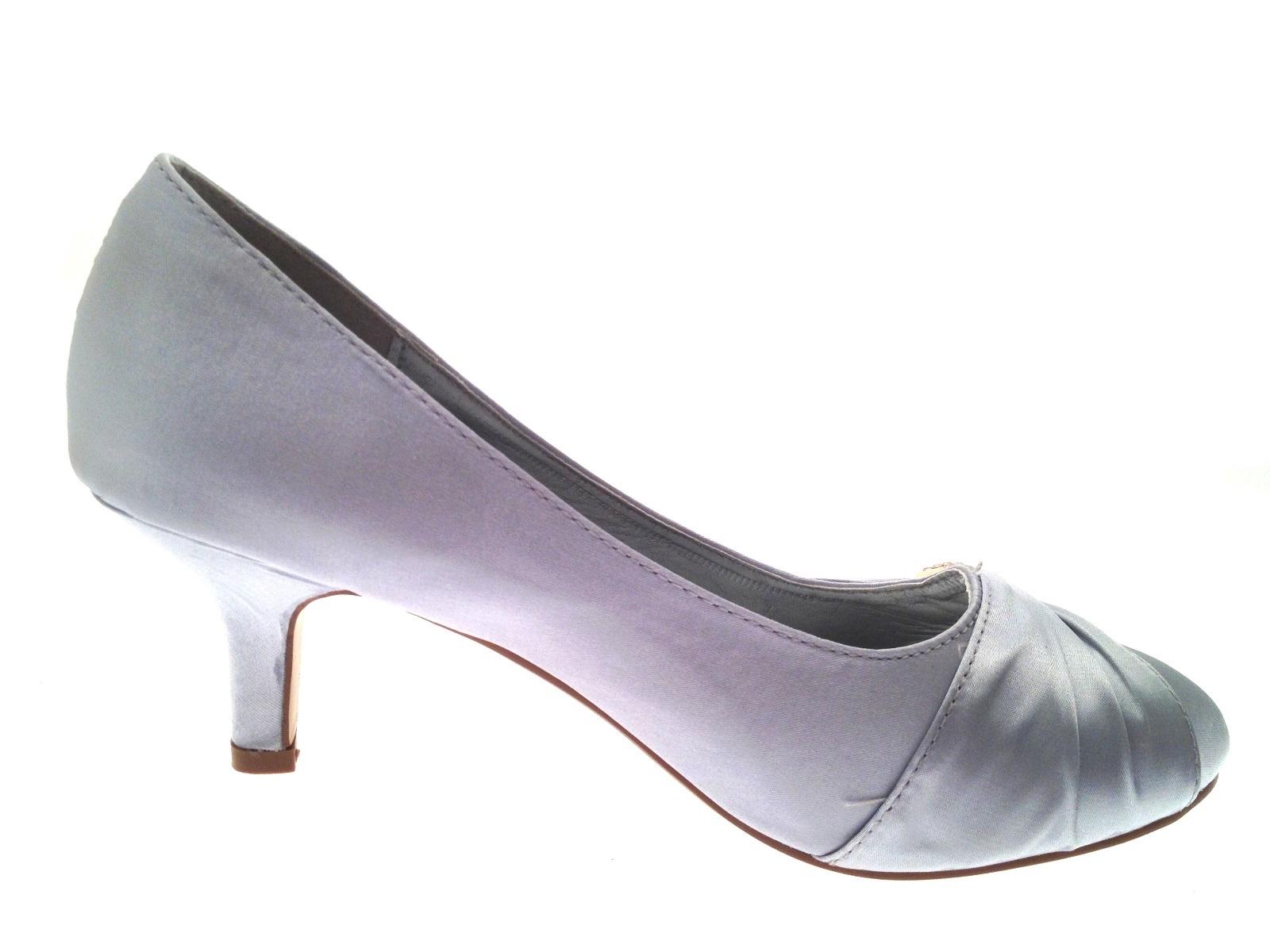 Grey Bridal Shoes Uk