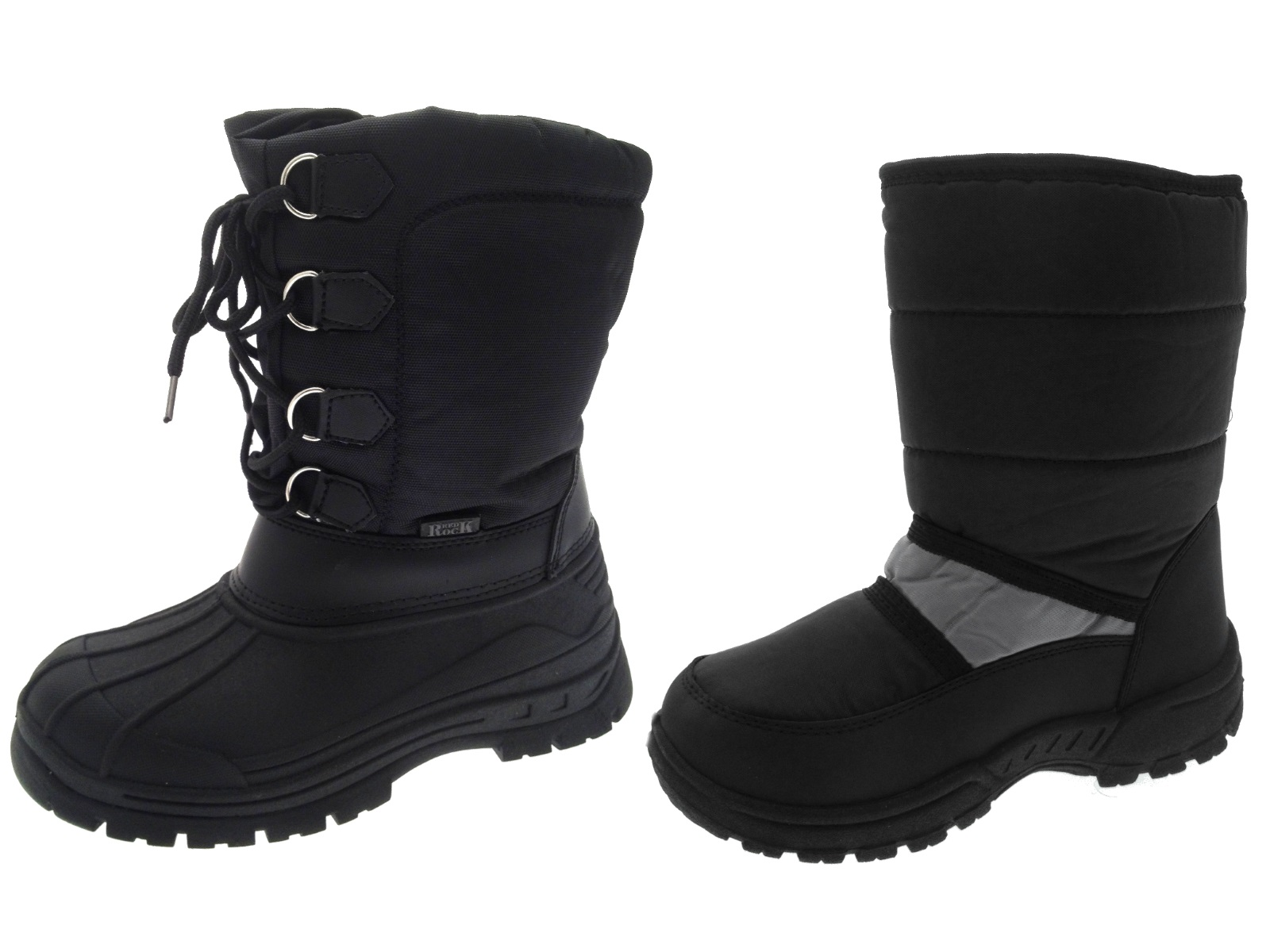 Warm Waterproof Snow Boots - Yu Boots