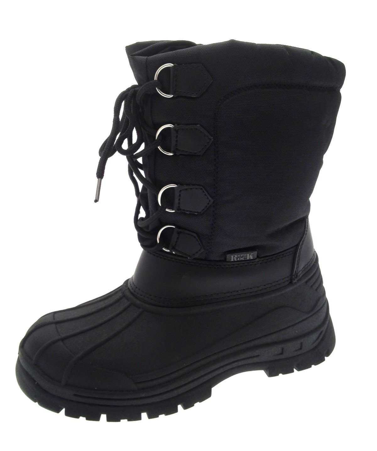 Kids Girls Boys Ladies Waterproof Sole Snow Boots Mucker ...