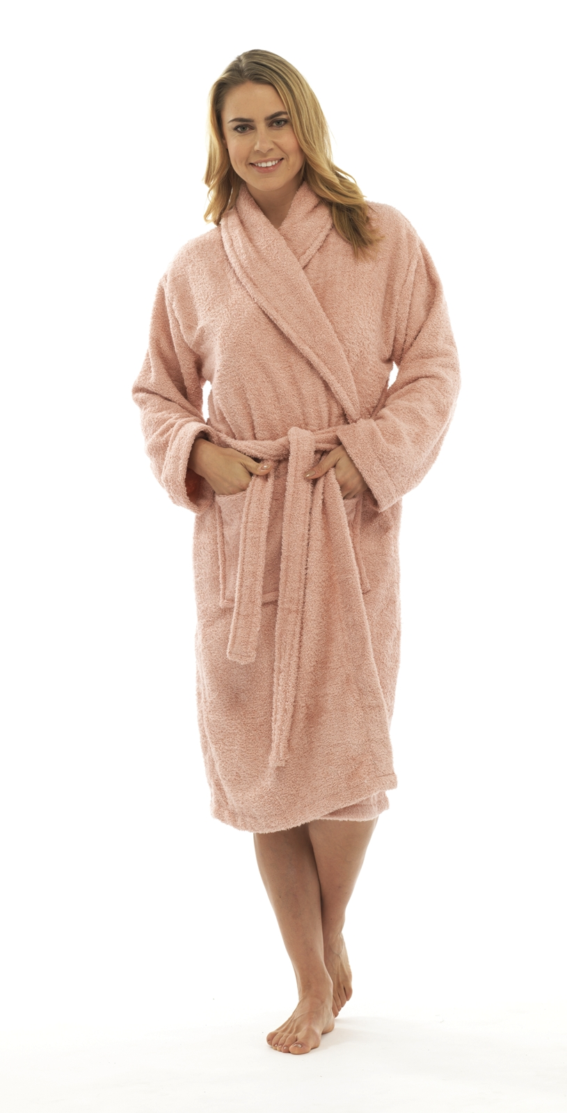 bademantel damen baumwolle damen bademantel sauna morgenmantel baumwolle mode bademantel kurz. Black Bedroom Furniture Sets. Home Design Ideas