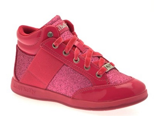Lelli kelly hi tops trainers canvas pumps shoes kids clearance sale