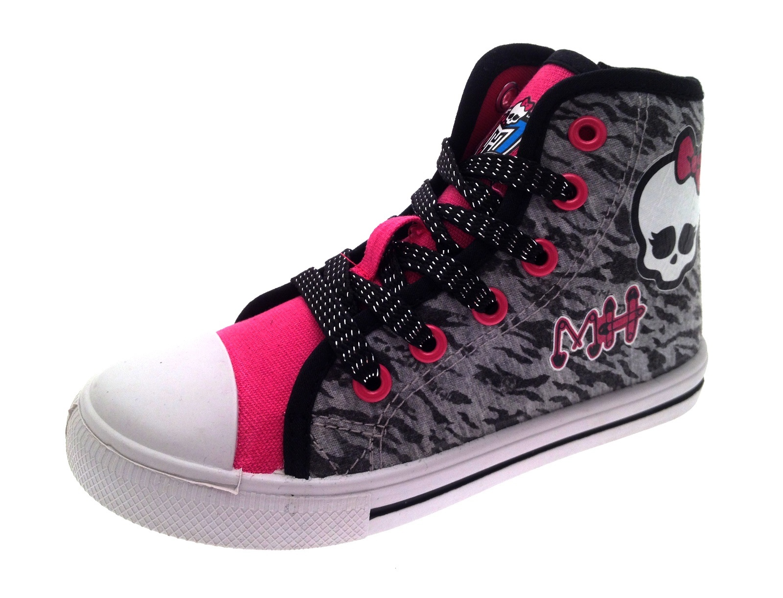 Hand painted Monster High Sweet or any other by ArtByBi, Find this Pin and more on Monster high shoes by Катя Д. Hand painted Monster High, Sweet or any other character.. on canvas shoes! on Etsy, $