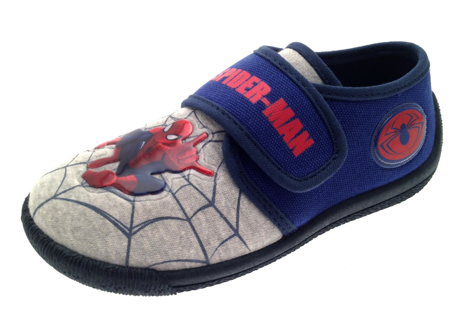 These plush Spider-Man slippers featuring embroidered details and non-slip soles will have your little one web-swinging and slinging adventure by bedtime.