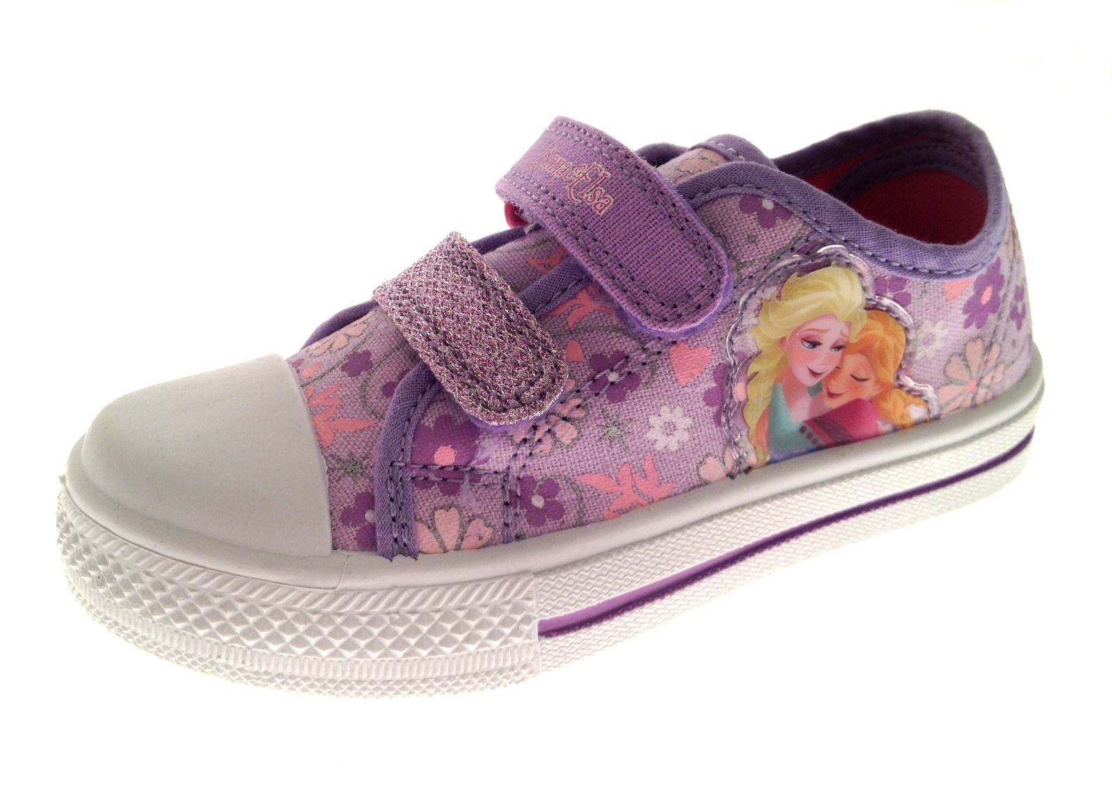 Frozen Toddler Shoes Uk