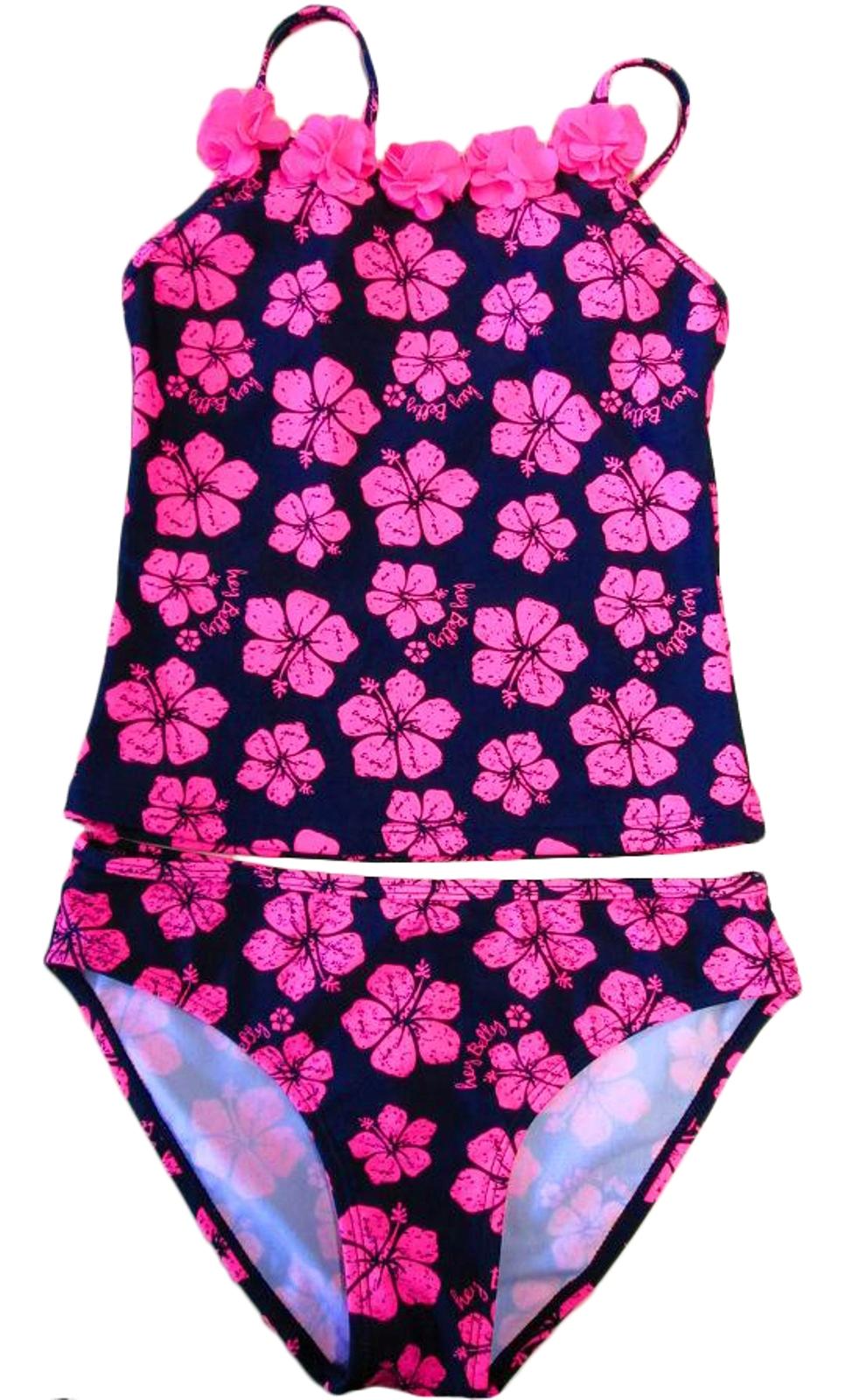 Le ragazze bikini a righe floreale estate spiaggia per - Ragazze spiate in bagno ...