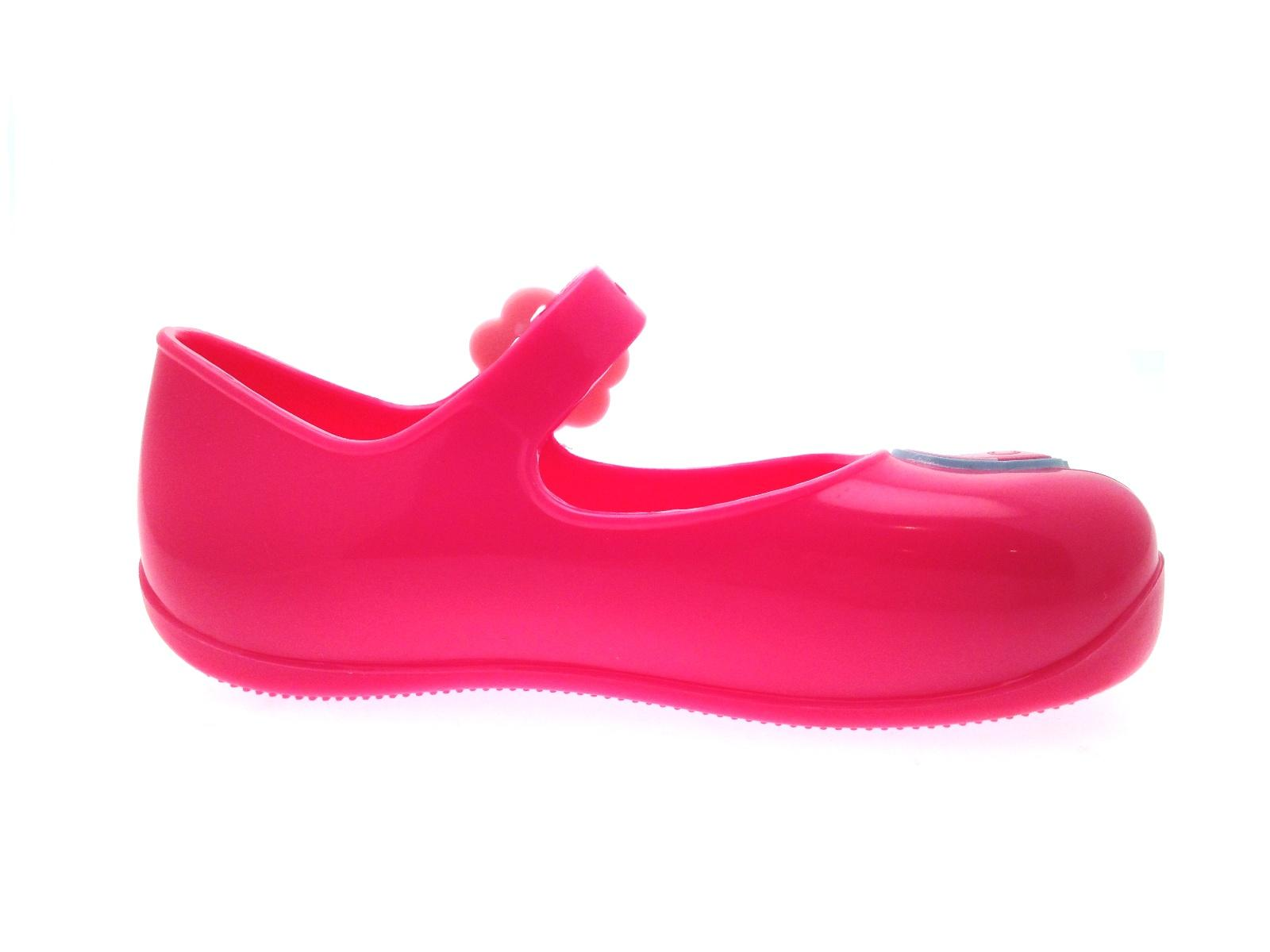Chicas ROSA Peppa Pig Jelly Zapatos Bombas Playa jaleas Kids Sandalias Talla Uk 3 - 9