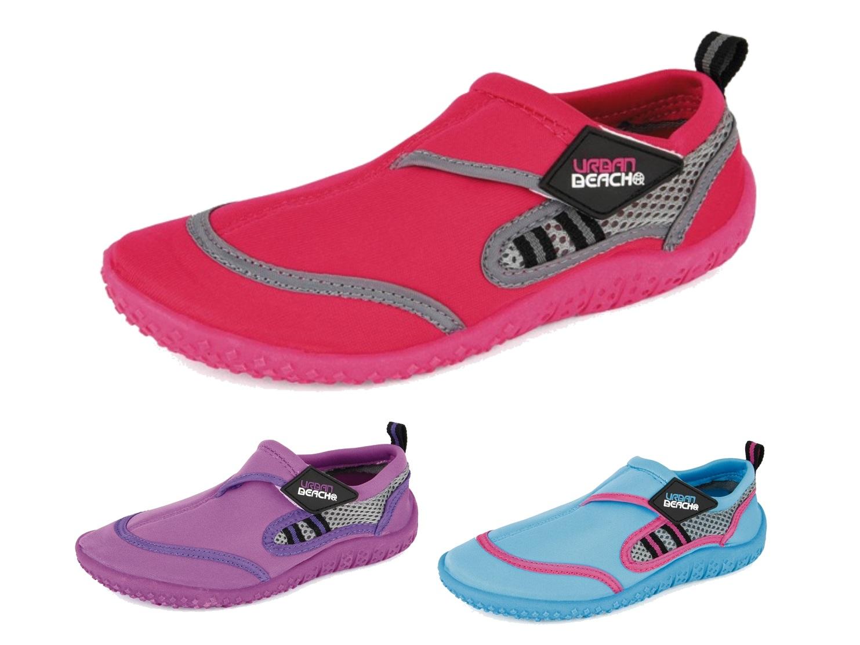 1436c765868 Kids Girls Urban Beach Aqua Socks Beach Swim Sea Surf Water Shoes ...