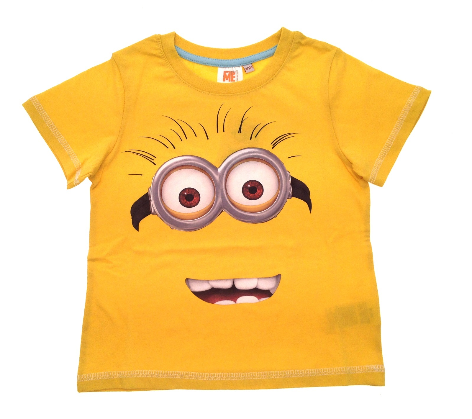 girls boys official despicable me minions t shirts kids. Black Bedroom Furniture Sets. Home Design Ideas