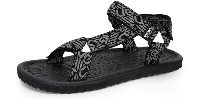 flip flops with velcro straps shopping