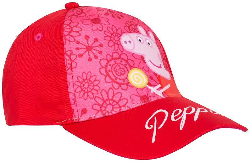 cd59100f5be94 Boys Girls Peppa Pig Sun Hat George Summer Baseball Peak Cap ...
