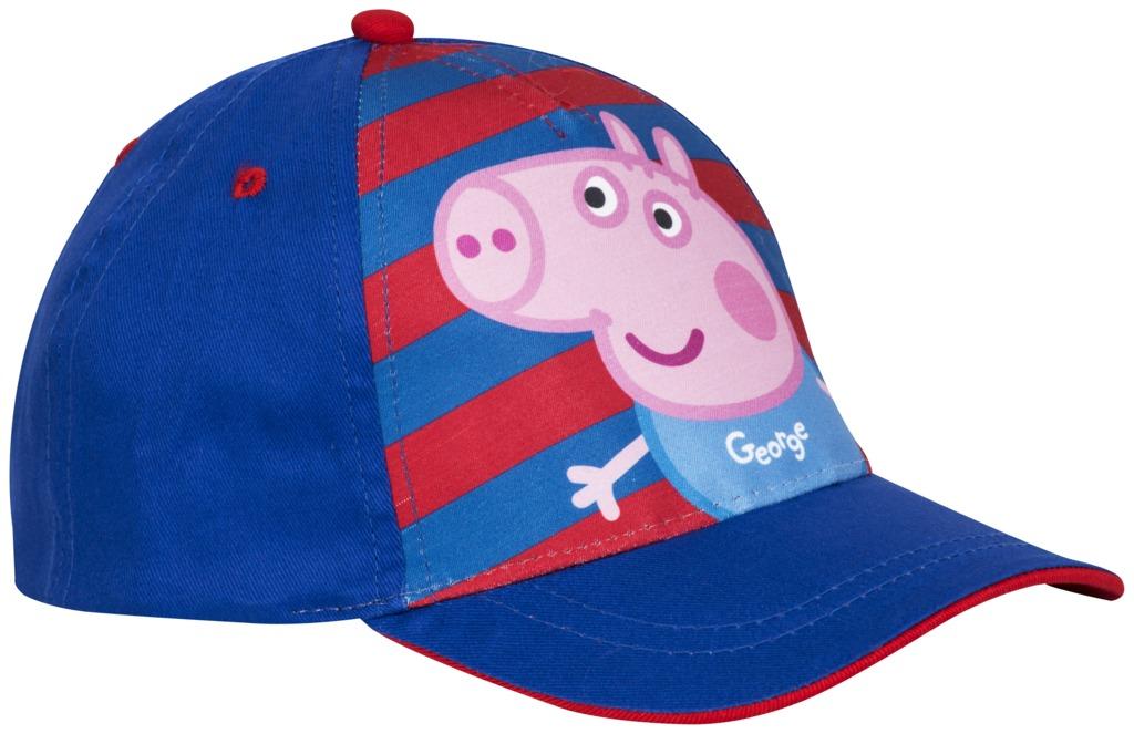 Boys Girls Peppa Pig Sun Hat George Summer Baseball Peak Cap ... 86b81927853