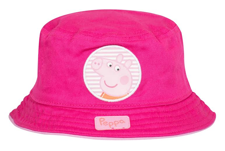 Boys Girls Peppa Pig Sun Hat George Summer Baseball Peak