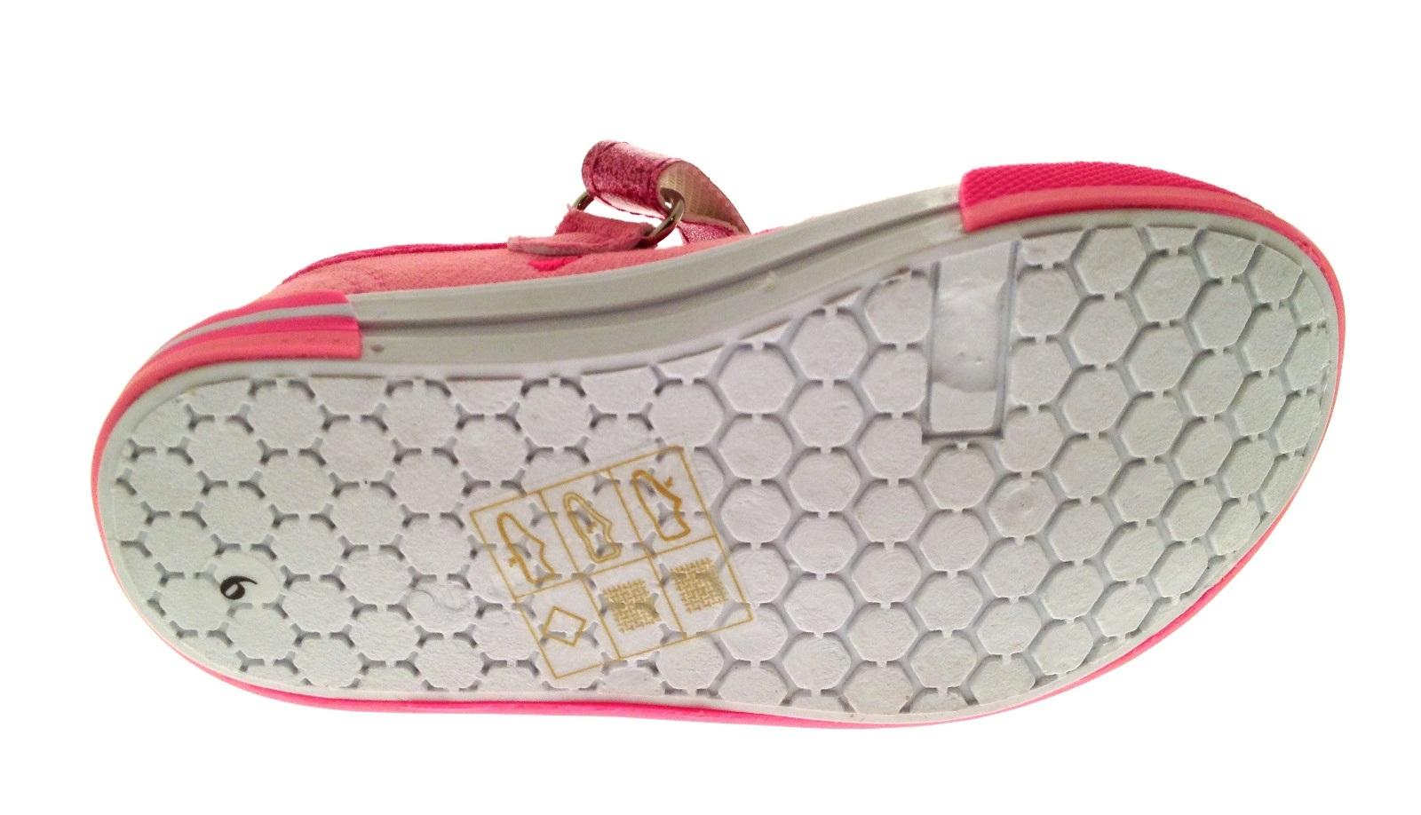 Niños niñas Mary Jane Bombas De Lona Tenis De Skate Zapatillas De Playa De Verano Tamaño 4 - 12