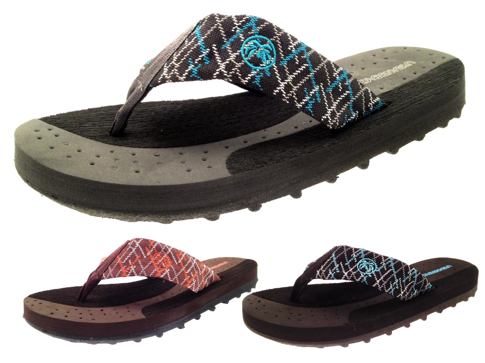 - variations (Tropics, Flirty Braidy, Twisted Sister, Crystal, Cozy, Rubber, T-Street, Hemp; Rainbow Size Standard Shoe Size Length in Inches.
