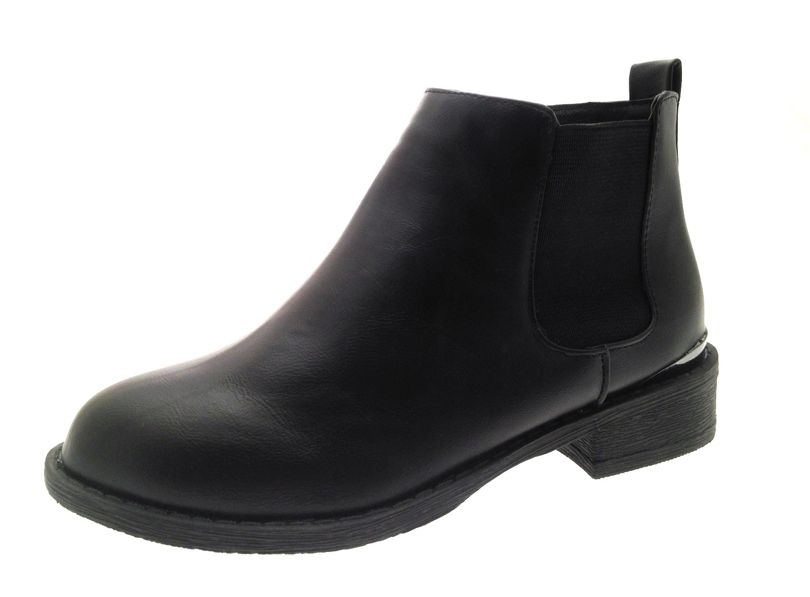 Girls' Black Ankle Boots. Clothing. Shoes. Girls' Black Ankle Boots. Showing 48 of results that match your query. Search Product Result. Product - L'Amour Girls Black Star Cut Out Leather Lined Ankle Boots Kids. Reduced Price. Product Image. Price $ List price $