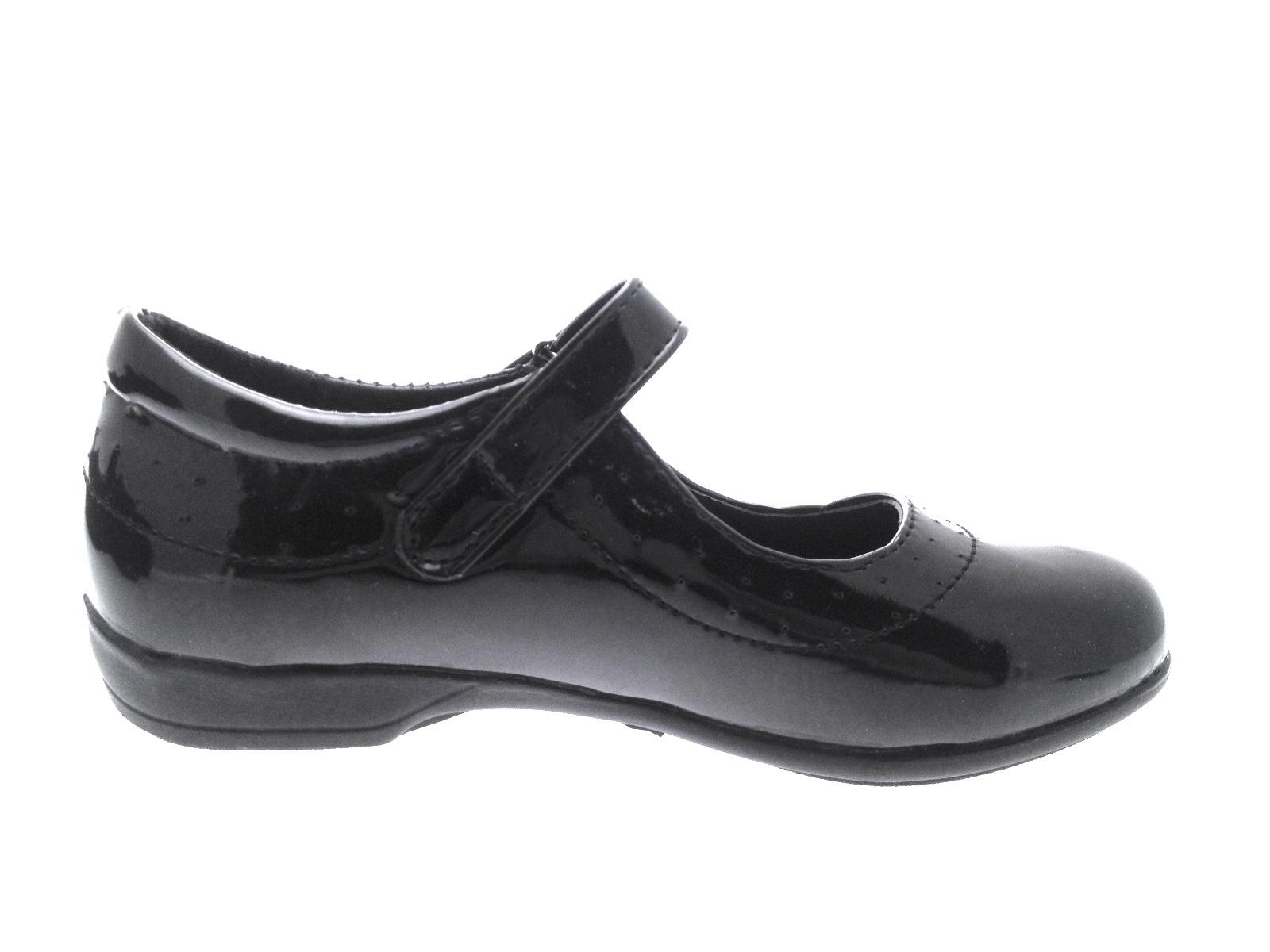 T Bar Girls Shoes School