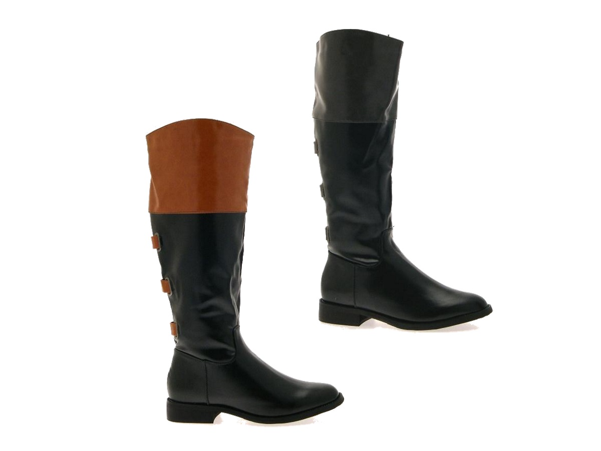Unique These Twotone Riding Boots Add A Rural Flair To Casual Outfits With A 15  For Postpurchase Inquiries, Please Contact Groupon Customer Support Goods Sold By Groupon Goods View The Groupon Goods FAQ To Learn More Like