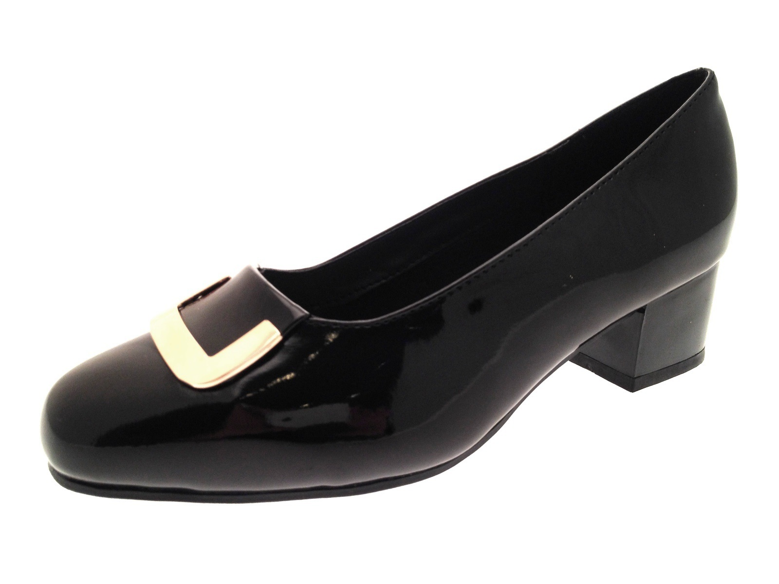 Wide Fitting Womens Evening Shoes