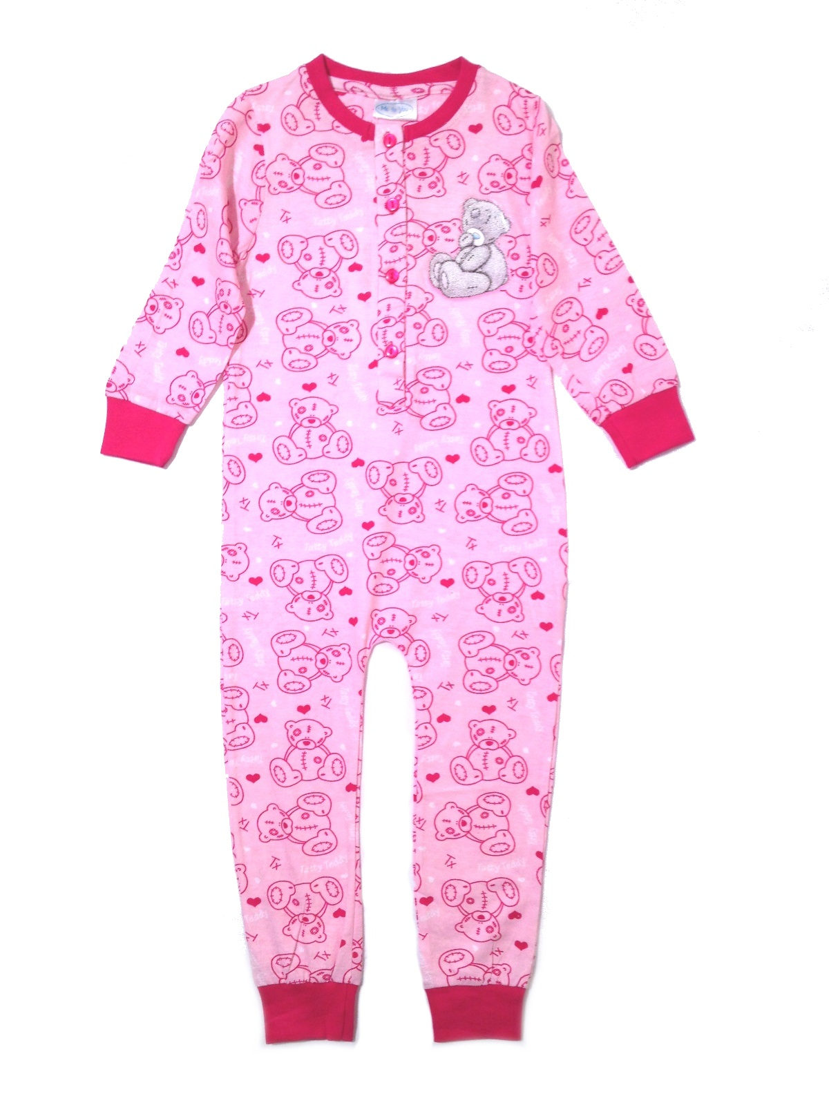 enfants filles me to you tatty teddy grenouill re pyjamas. Black Bedroom Furniture Sets. Home Design Ideas