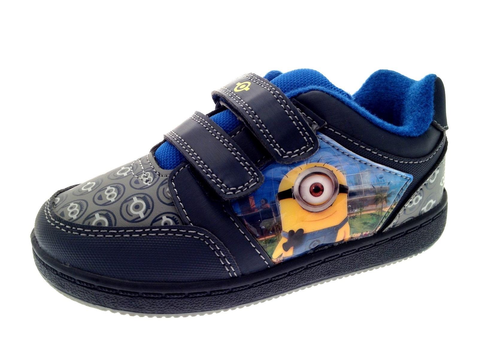 Despicable Me Kids Shoes