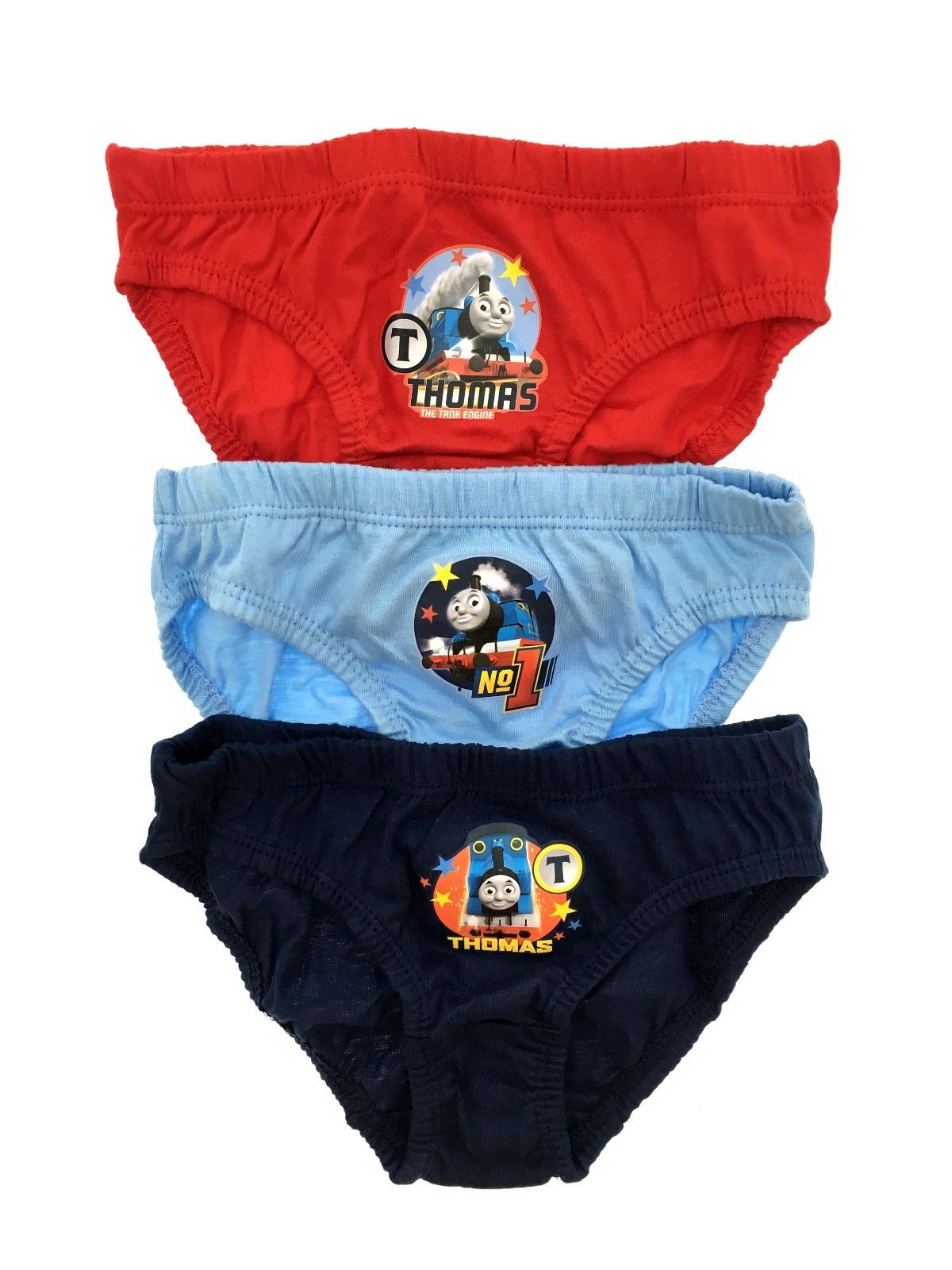 Thomas The Tank Boys Thomas The Tank Engine Underwear