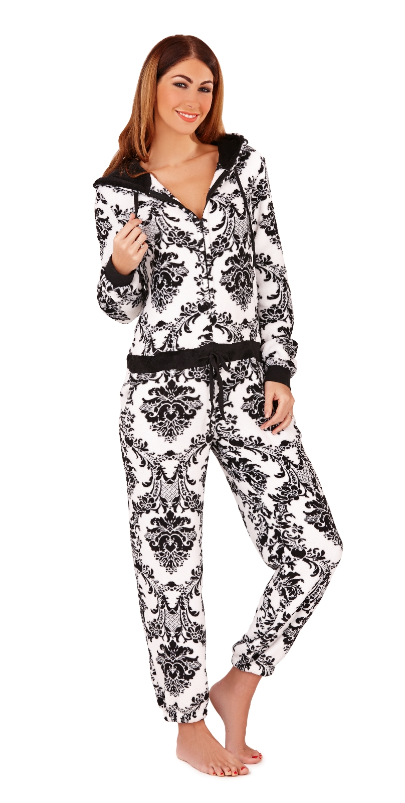 Excellent Womens Ladies All In One Cami Wide Leg Palazzo Playsuit Jumpsuit Plus Size 8-22 | EBay