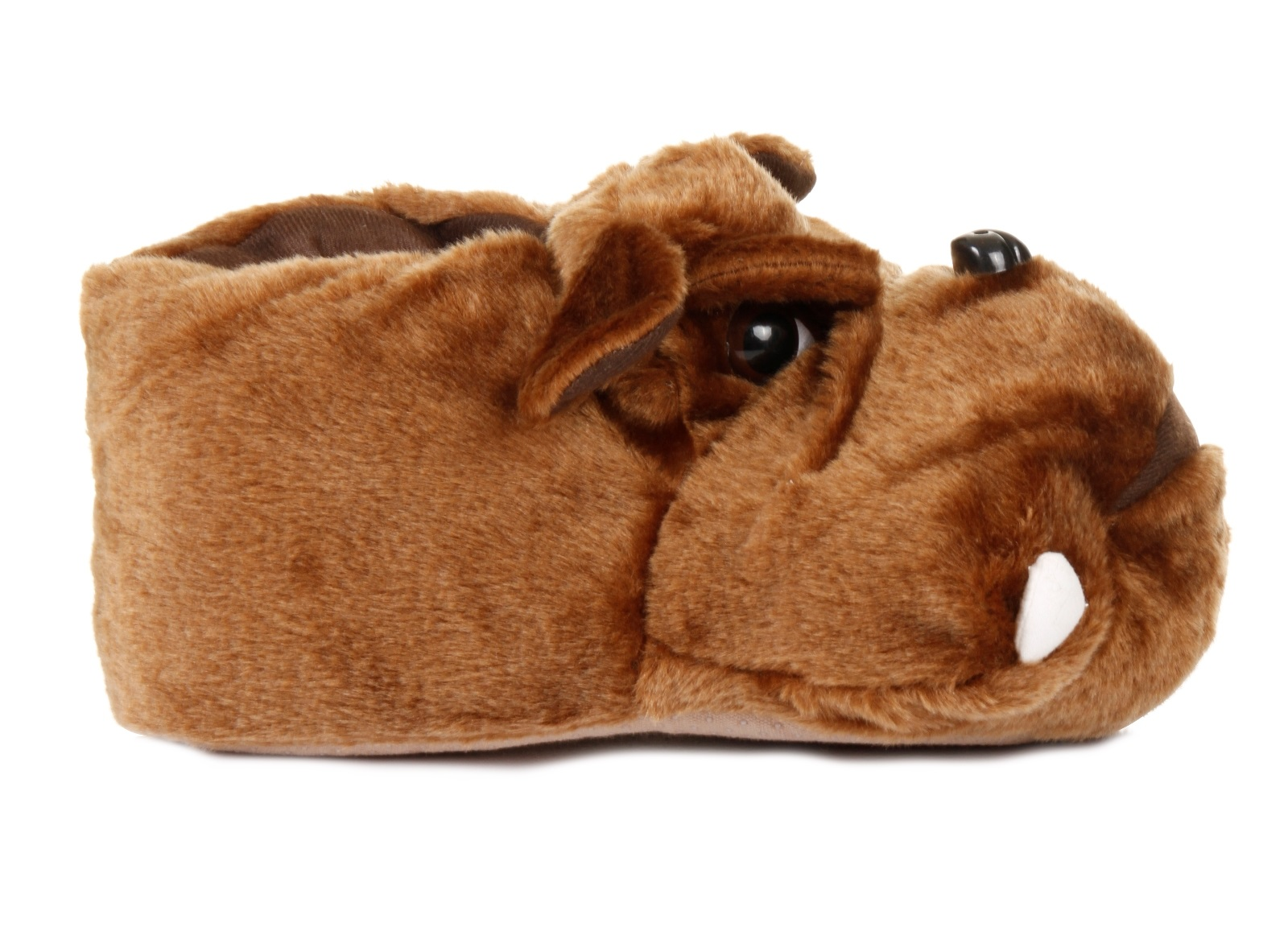 Mens Ladies Girls Boys Novelty Slippers Boots Monkey Claw