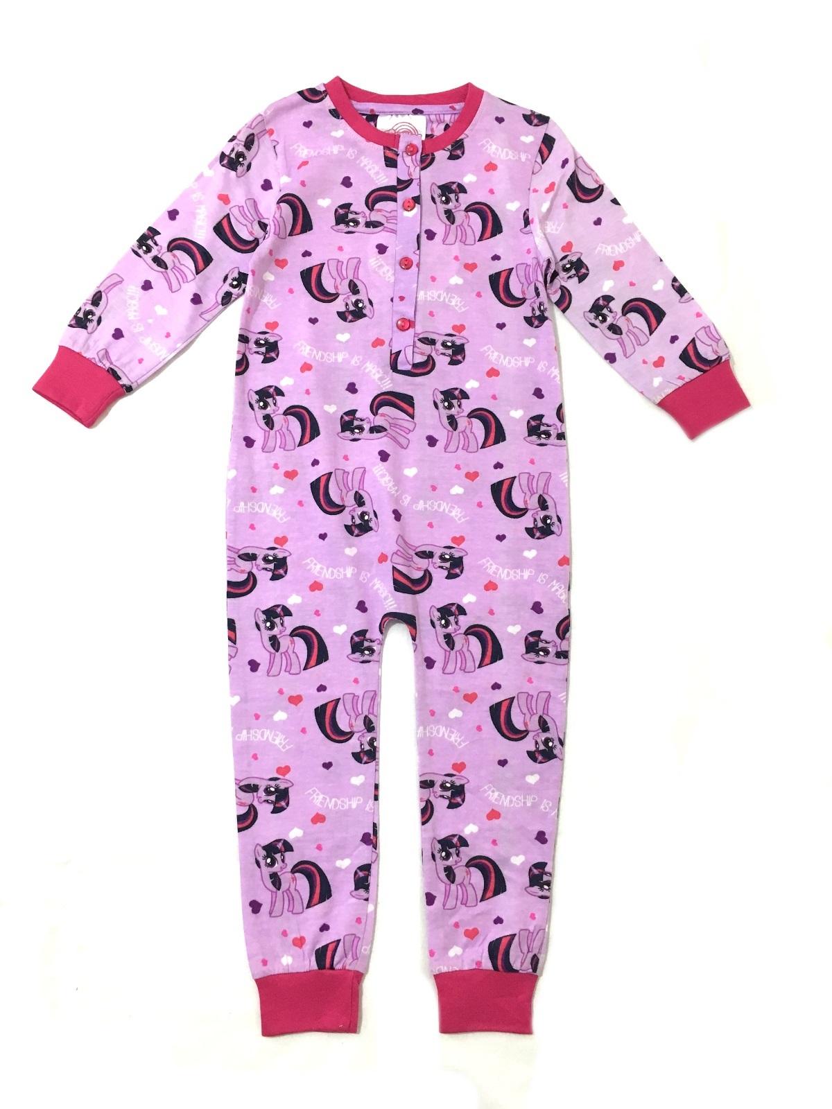enfants filles my little pony grenouill re rose pyjamas. Black Bedroom Furniture Sets. Home Design Ideas