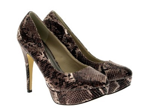 Womens Platforms Stiletto High Heels Full Toe Court Party Court Shoes Size