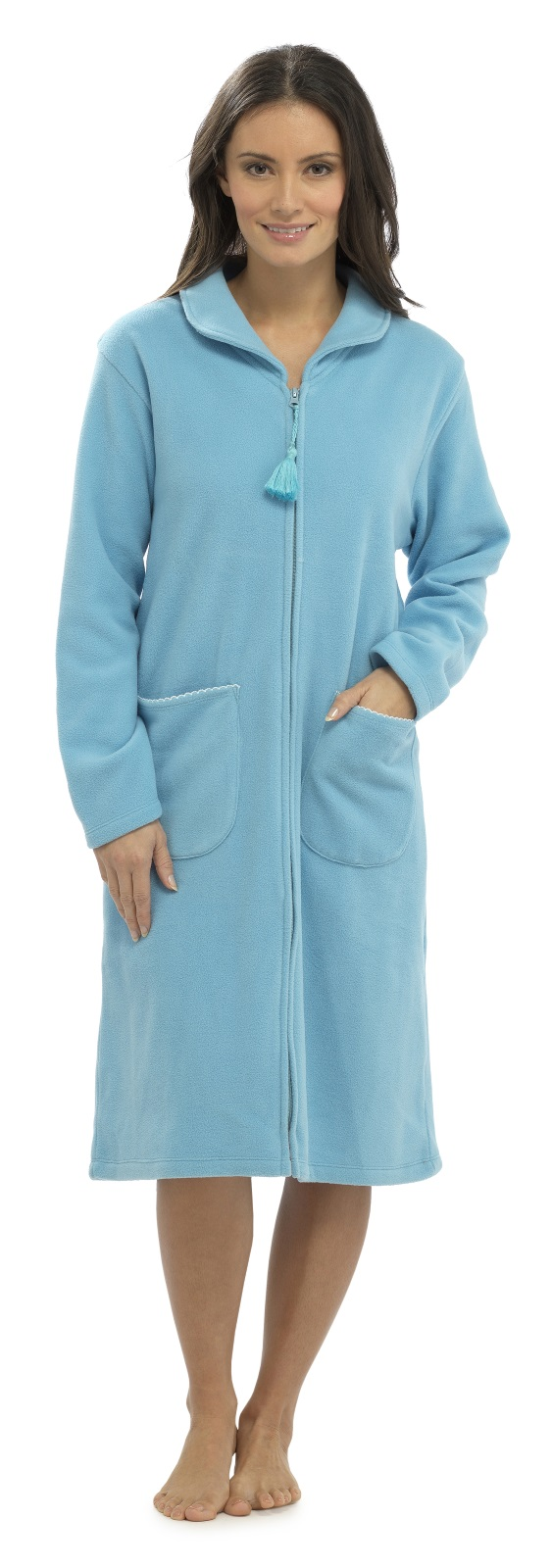 Product Features It is the perfect robe for women and man after a shower or bath.