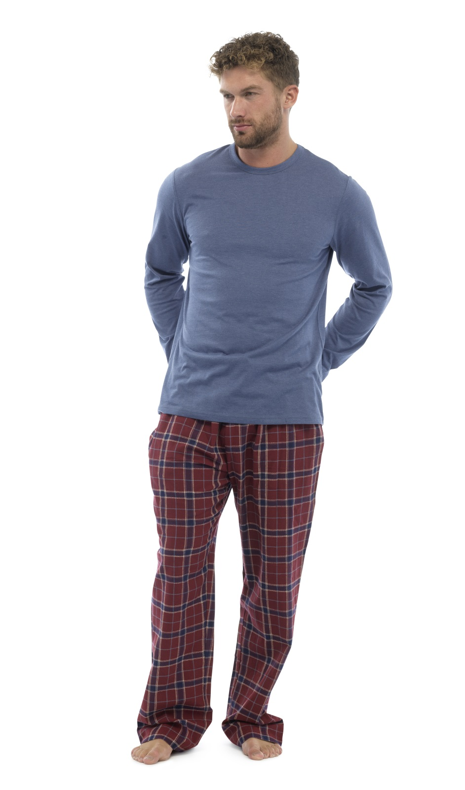 Product Features flannel men's pajama set is the ultimate lounge and sleep outfit to.